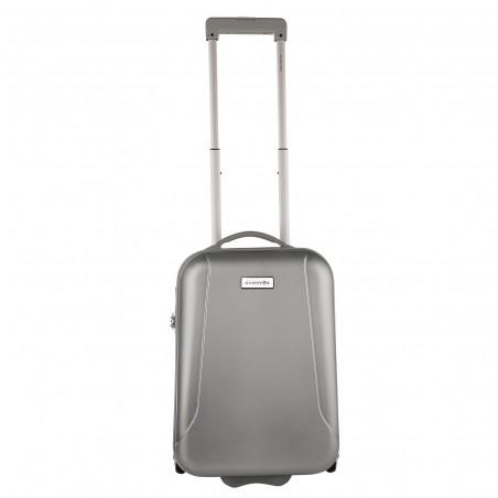 CarryOn Skyhopper Handbagage 2 Wiel 52cm Zilver