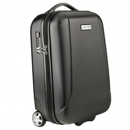 CarryOn Skyhopper Handbagage 2 Wiel 52cm Zwart