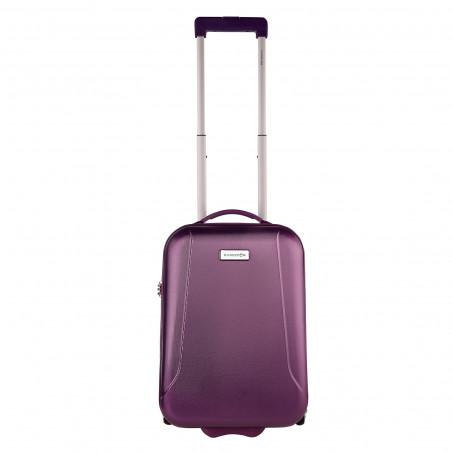 CarryOn Skyhopper Handbagage 2 Wiel 52cm Paars