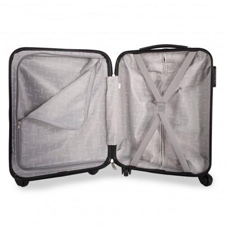 Itaca Handbagage Koffer 55cm Champagne