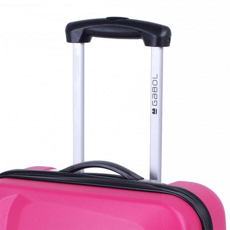 Gabol Line Handbagage Trolley 55cm Fuschia