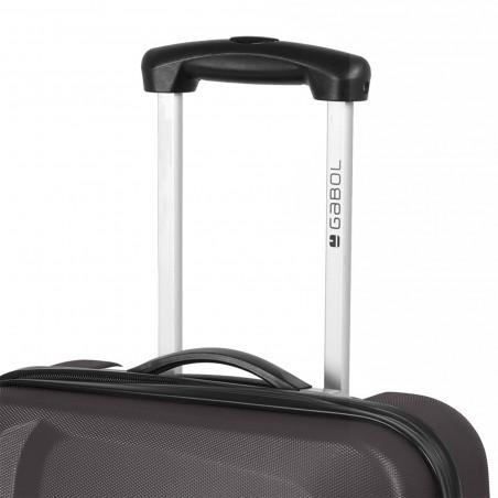 Gabol Line Handbagage Trolley 55cm Grijs