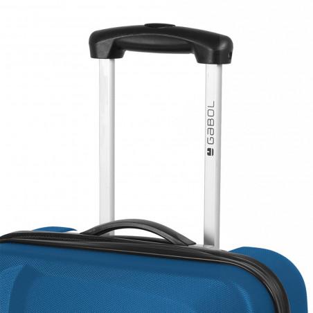 Gabol Line Handbagage Trolley 55cm Blauw