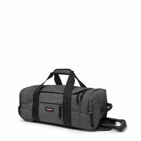 Eastpak Leatherface S Reistas Black Denim