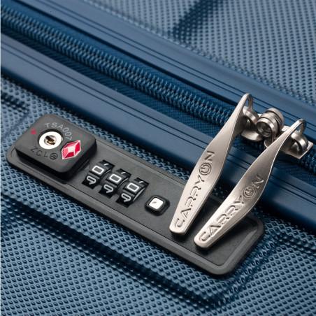 CarryOn Transfer Koffer 75cm Blauw