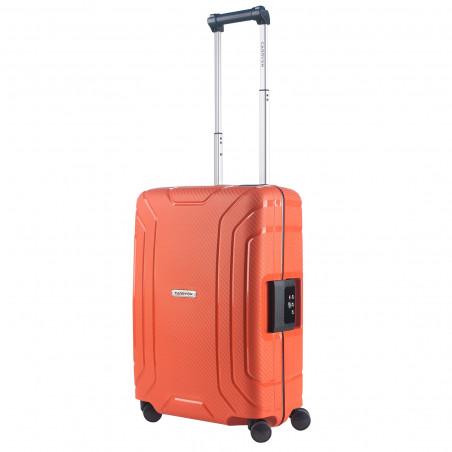 CarryOn Steward Handbagage Spinner 55cm Oranje