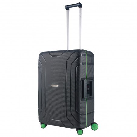 CarryOn Steward Spinner 65cm Donkergrijs