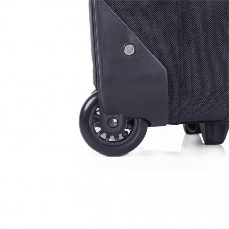 Itaca Koffer 64cm Zwart