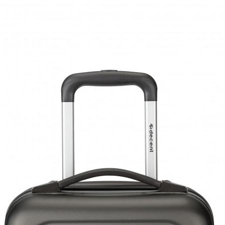 Decent Maxi-Air Handbagage Koffer 42cm Antraciet