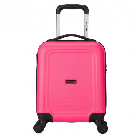 Decent Maxi-Air Handbagage Koffer 42cm Roze