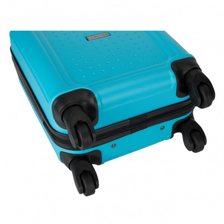 Decent Maxi-Air Handbagage Koffer 42cm Blauw