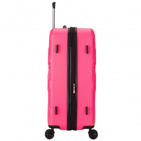 Decent Q-Luxx Kofferset Roze