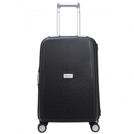 Decent Sportivo One Handbagage Koffer 55cm Zwart