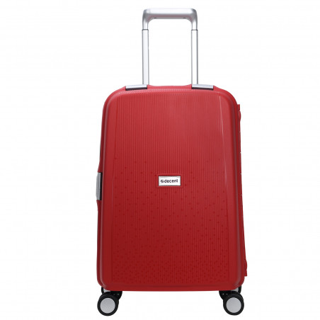 Decent Sportivo One Handbagage Koffer 55cm Rood BT