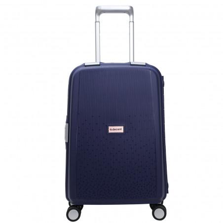 Decent Sportivo One Handbagage Koffer 55cm Donkerblauw BT