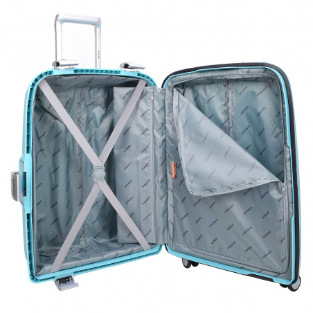 Decent Sportivo One Koffer 67cm Lichtblauw