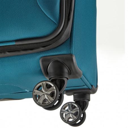 Titan Nonstop 4 Wiel Handbagage Koffer 55cm Antraciet