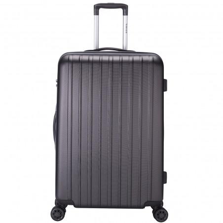 Decent Tranporto One Kofferset Antraciet