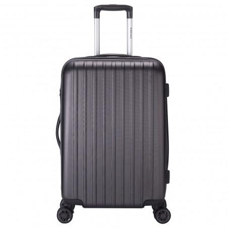 Decent Tranporto One Koffer 66cm Antraciet