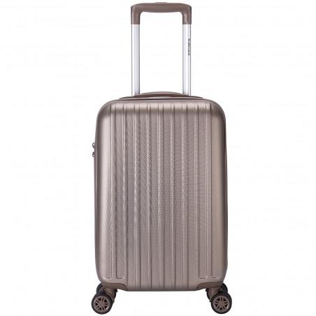 Decent Tranporto One Handbagage Koffer 55cm Champagne