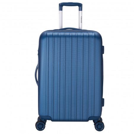 Decent Tranporto One Koffer 66cm Donkerblauw
