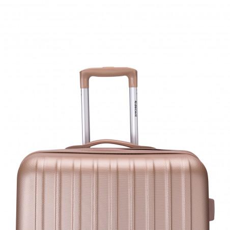 Decent Tranporto One Koffer 66cm Zalm