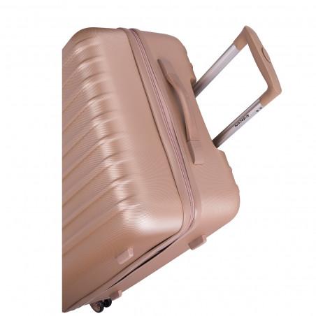 Decent Tranporto One Koffer 76cm Zalm
