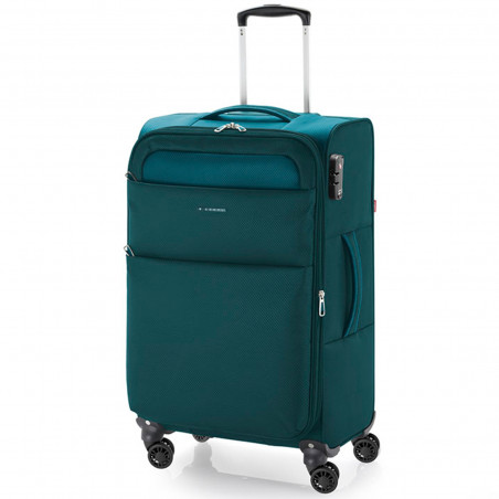 Gabol Cloud Medium Trolley 69cm Turquoise