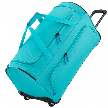 Travelite Basics Fresh Reistas met Wielen Turquoise