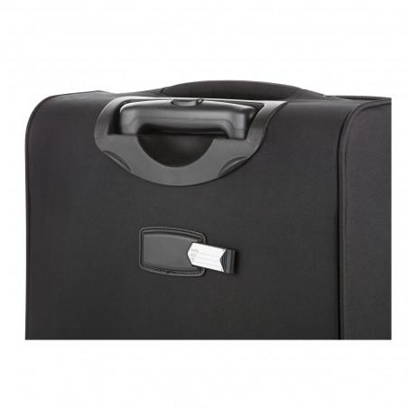 CarryOn Underseat Handbagage Koffer Zwart