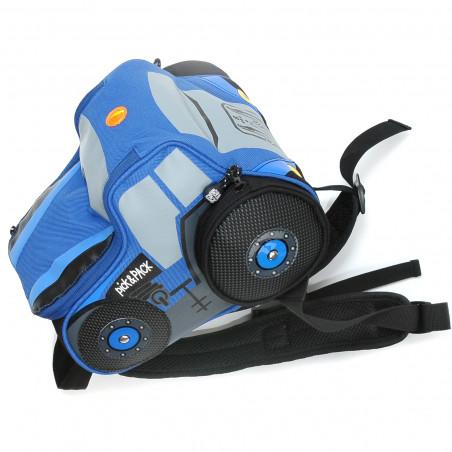 Pick & Pack Fun Rugzak Traktor Blauw