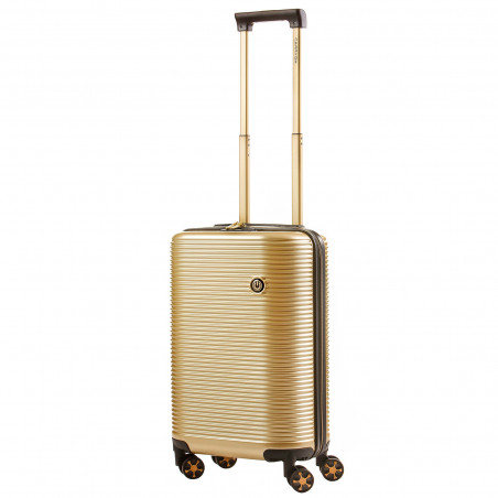 CarryOn BlingBling Handbagage Koffer 55cm Champagne