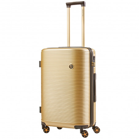 CarryOn BlingBling Koffer 66cm Champagne
