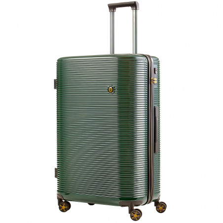CarryOn BlingBling Koffer 76cm Groen Gold