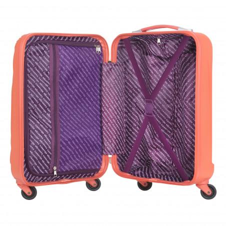 CarryOn Skyhopper Handbagage Koffer 55cm Coral