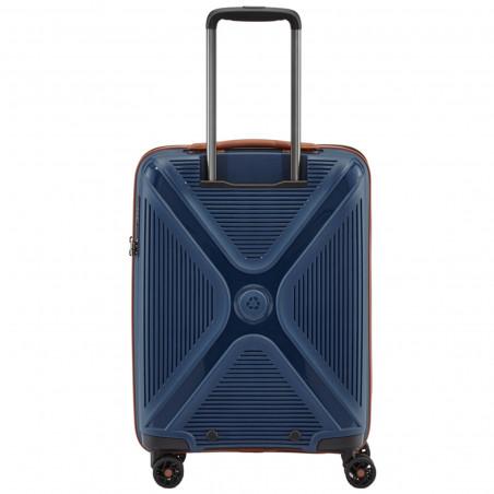 Titan Paradoxx Handbagage Koffer 4 Wiel 55cm Blauw