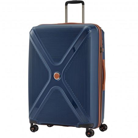 Titan Paradoxx Koffer 4 Wiel 77cm Blauw