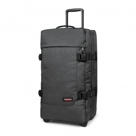 Eastpak Tranverz M Trolley Black Denim