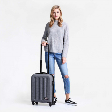 Eastpak Tranzshell S Trolley Handbagage Sunday Grey