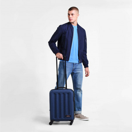 Eastpak Tranzshell S Trolley Handbagage S Double Denim