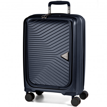 March Gotthard Cabin Size Koffer 55cm Navy