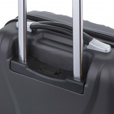 CarryOn Wave Handbagage Trolley 55cm Antraciet