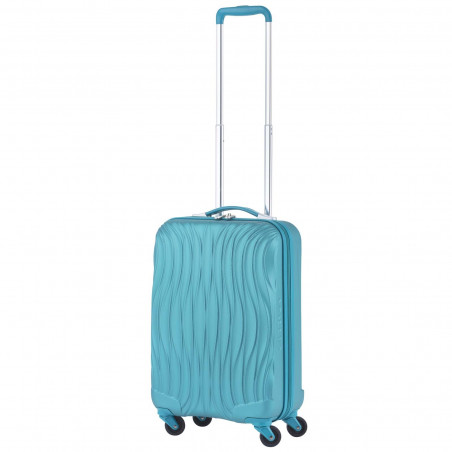 CarryOn Wave Handbagage Trolley 55cm Turquoise