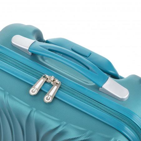 CarryOn Wave Handbagage Trolley 55cm Turquoise