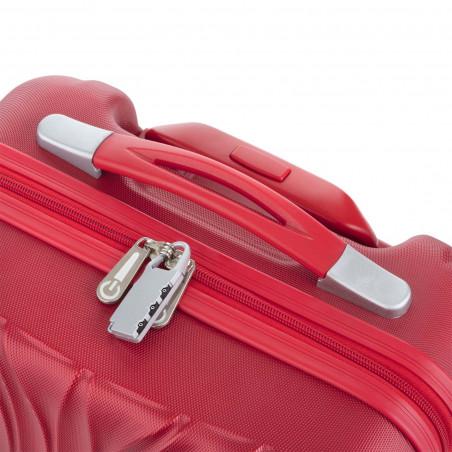 CarryOn Wave Handbagage Trolley 55cm Rood