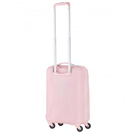 CarryOn Wave Handbagage Trolley 55cm Baby Pink