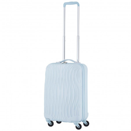 CarryOn Wave Handbagage Trolley 55cm Baby Blue
