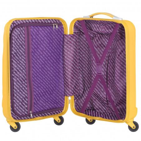 CarryOn Wave Handbagage Trolley 55cm Oker