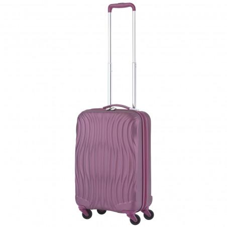 CarryOn Wave Handbagage Trolley 55cm Aubergine