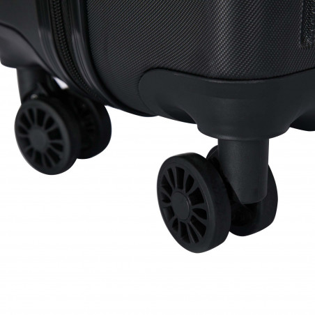 Suiteble Koffer 4 Wiel 68cm Zwart